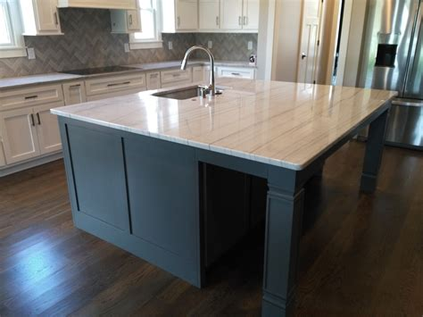 shaker style kitchen island legs kitchens bluegrass cabinet company
