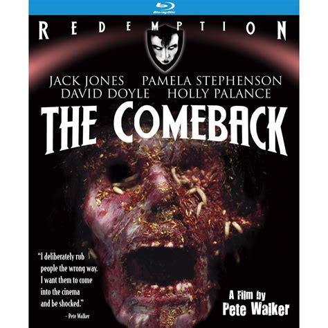 The Come Back the comeback 1977 horrorpedia