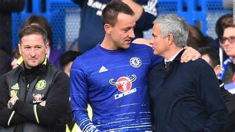 Reunited Posh By Davids Side As He Spends Another Day With Sick by Jose Mourinho Has Chelsea S Quot Special One Quot Become