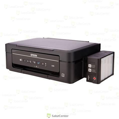Printer Epson L355 綷 綷 epson l355 multifunction inkjet printer