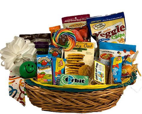 snacks for gifts playful snack baskets quot gift basket for quot