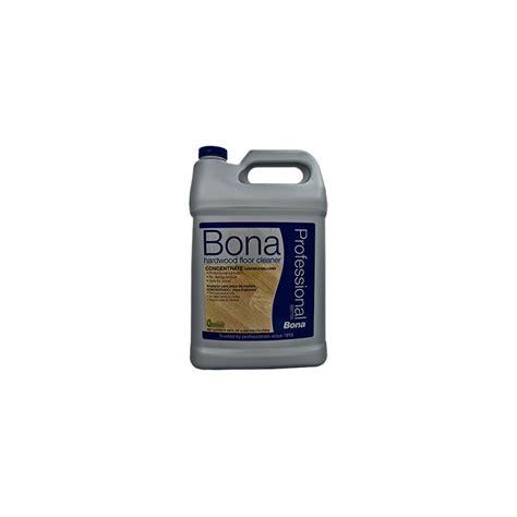 Bona Pro Hardwood Floor Cleaner by Bona Pro Series Hardwood Floor Cleaner Refill 1 Gallon