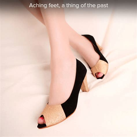 How To Be Comfortable In Heels by Now Heel The World With Your Killer Soles