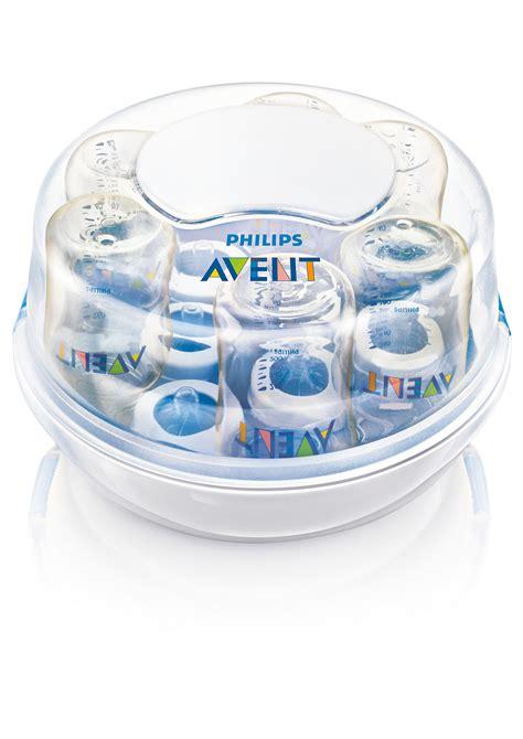 Avent Microwave Sterilizer microwave steam sterilizer scf271 20 avent