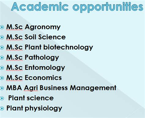 Salary After Mba In Agribusiness Management by What Are The Best Ways To Go After An Agricultural Bsc