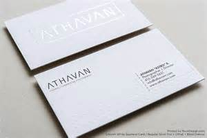 creative corporate name card design