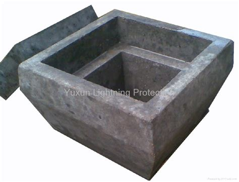 Concrete Pit Concrete Inspection Pit Lh Lihe China Manufacturer