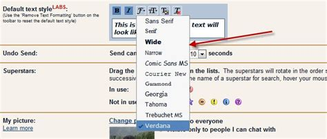 gmail reset to default settings how to change default font and color in gmail