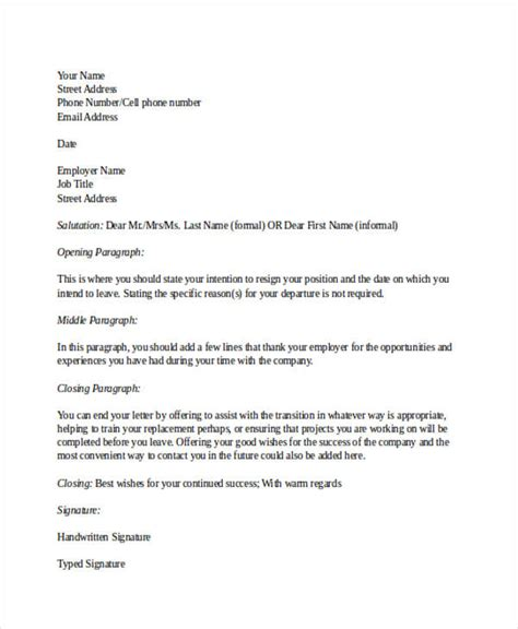 Business Introduction Letter Free Sles business letter notice 28 images business letter