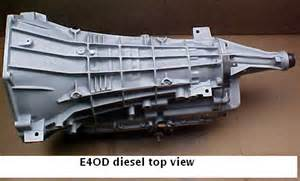 Ford E40d Transmission Ford E4od Transmission