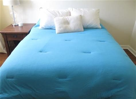 jersey knit comforter twin jersey knit twin xl college comforter 100 cotton aqua