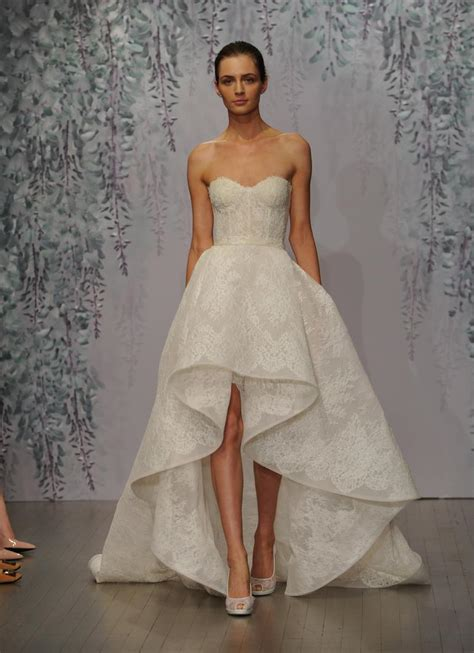 whitney ports high  wedding dress