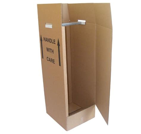 wardrobe cardboard box cardboard wardrobe boxes for moving from we do boxes