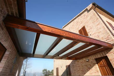 realizzazione tettoia in legno tettoia centrolegno srl