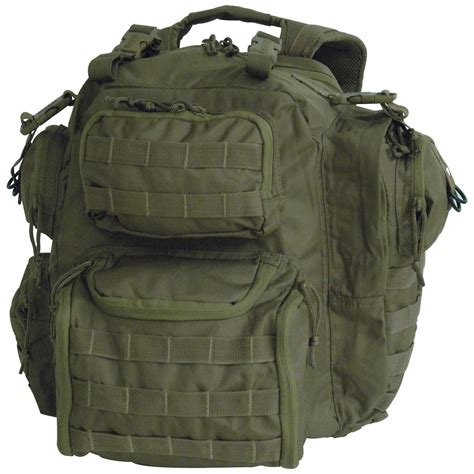 tactical style backpack voodoo tactical improved matrix pack 177519