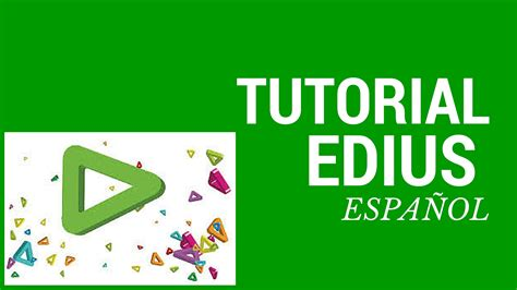 tutorial in español xcode 6 tutorial edius 6 en espa 209 ol youtube