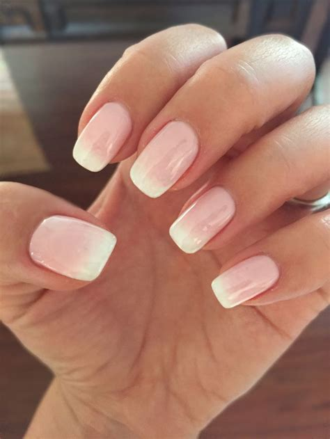 shellac manicure colors ombr 233 shellac nails in 2019