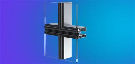 curtain wall unitized system yuw 750 xt ykk ap aluminum curtain wall products