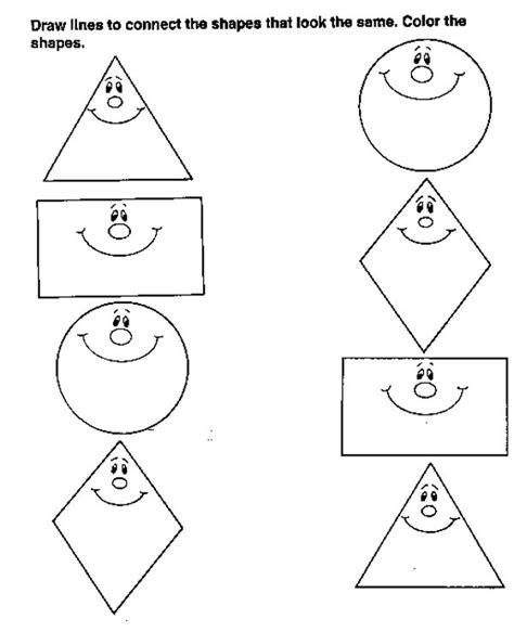 figuras geometricas kinder actividades para ni 241 os preescolar primaria e inicial