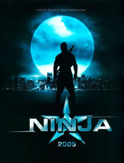 film ninja revenge will rise ninja 2009 artwork