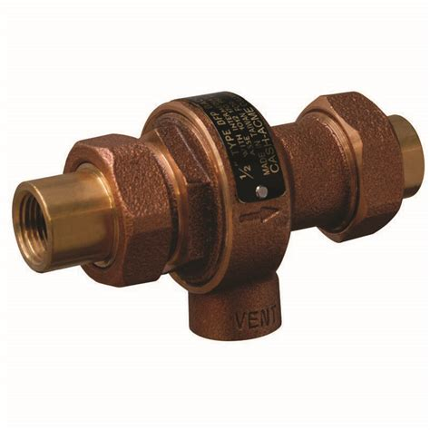 Backflow Preventer Plumbing by Acme Bfp Backflow Preventer With Intermediate