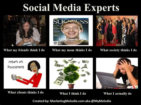 Social Memes - shit says videos marketing melodie