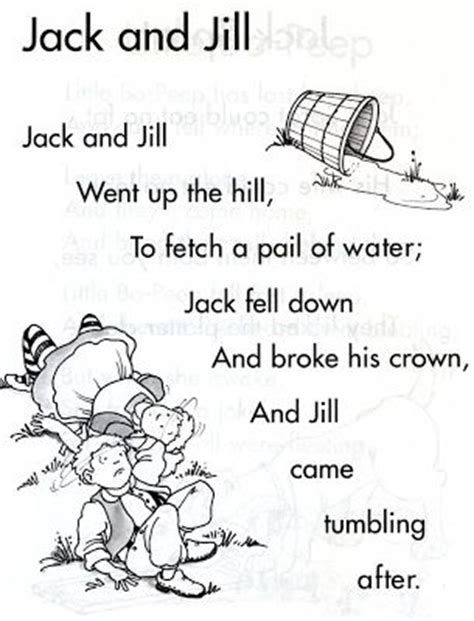 preschool coloring pages jack and jill 11 best jack and jill market s photo images on pinterest