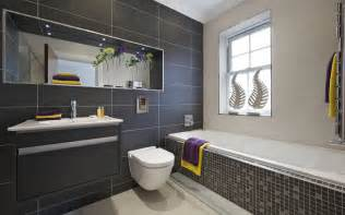 Black And White Bathroom Tile Design Ideas by Black And White Bathroom Tiles Designs