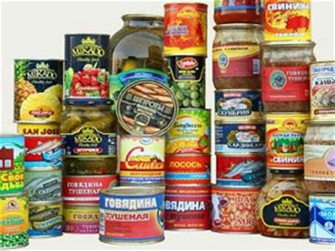 Harga Makanan Kaleng Siap Saji by Fakta Mengerikan Makanan Kaleng Fakta Fakta Unik Di