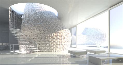 Home Design 3d Objects | emerging objects design 3d printed salt house archdaily