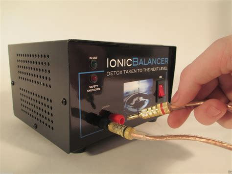 Ionic Foot Detox Chandler Az by Ionic Balancer Taking Detox To The Max Call Us At 520