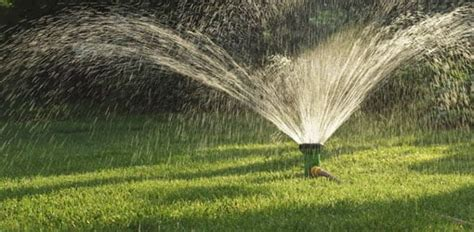 calculate lawn irrigation water usage  costs