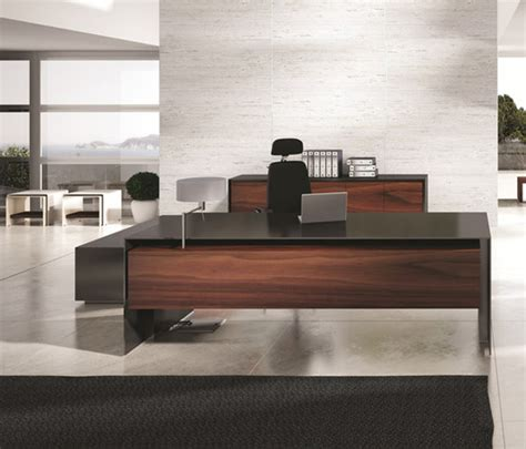 imposing office desk by ece yalim design studio