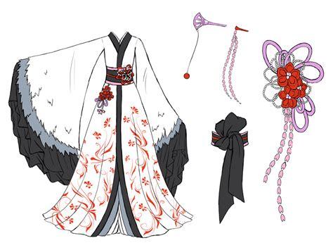 design clothes girl crane dress design by eranthe on deviantart