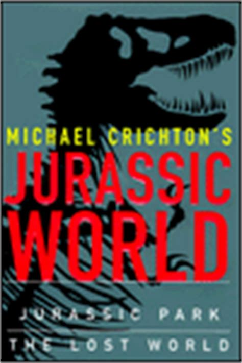 Barnes And Noble Jurassic Park Michael Crichton S Jurassic World Jurassic Park The Lost