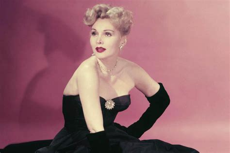 za za gabor zsa zsa gabor in memoriam her most glamorous moments