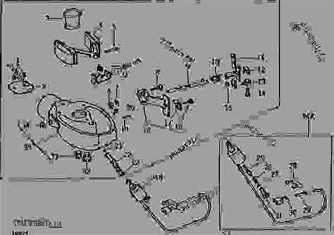 marvel schebler carburetor diagram 8n ford tractor zenith carburetor diagram