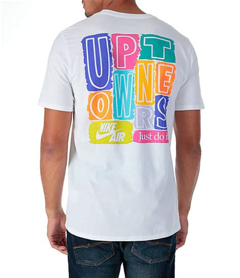 tshirt nike finish line s nike 90 s uptowners t shirt finish line