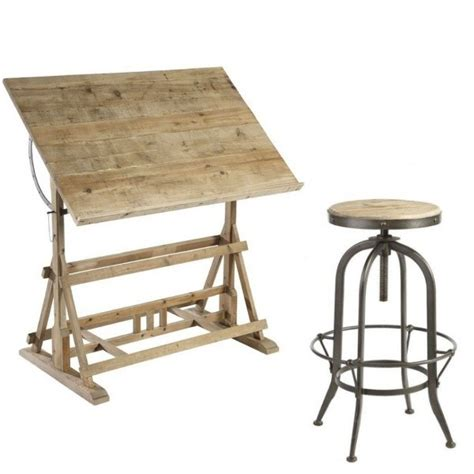 Table Inclinable Dessin by Tabouret Table A Dessin