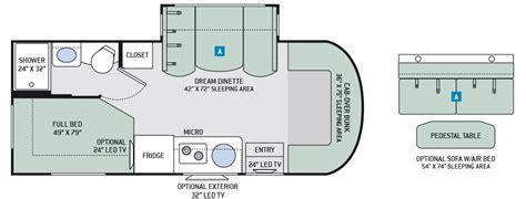 Class B Floor Plans Thor Citation Diesel Mileage Autos Post