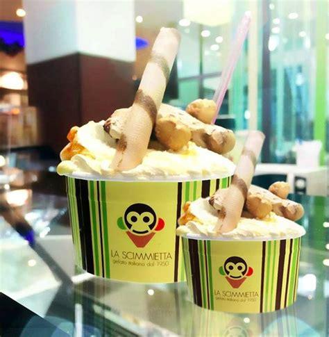 la migliore italiana la scimmietta la gelateria cana 200 la migliore d italia