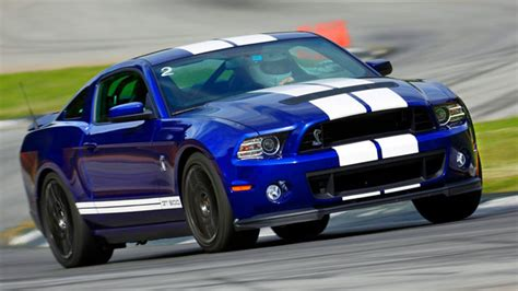 Ford Mustang Shelby Gt 500 Fiche Technique