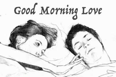 anime couple good morning good morning love gif goodmorning love couple discover