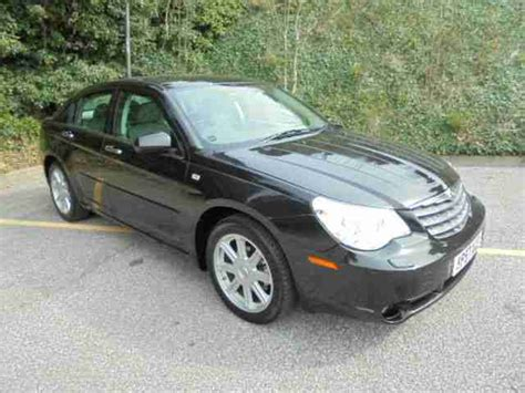 95 Chrysler Sebring Chrysler 57 2007 Sebring Limited Automatic Leather Trim