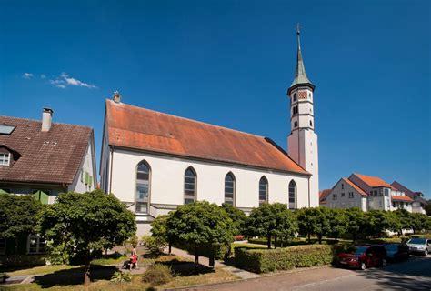 dreifaltigkeitskirche leutkirch ewald architekten - Architekt Leutkirch