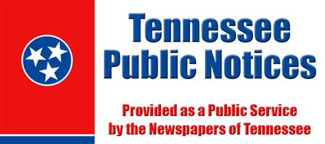 Lafollette Press Records Tennessee Notices By Area