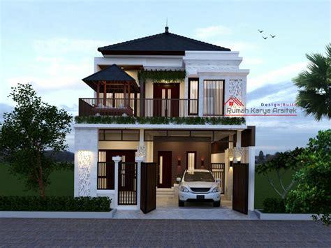desain rumah minimalis  lantai bapak slamet ciracas jakarta timur griya karya