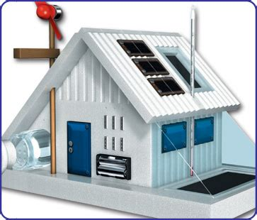 solar power house plans solar models design solar in miniature before you do it big in real life