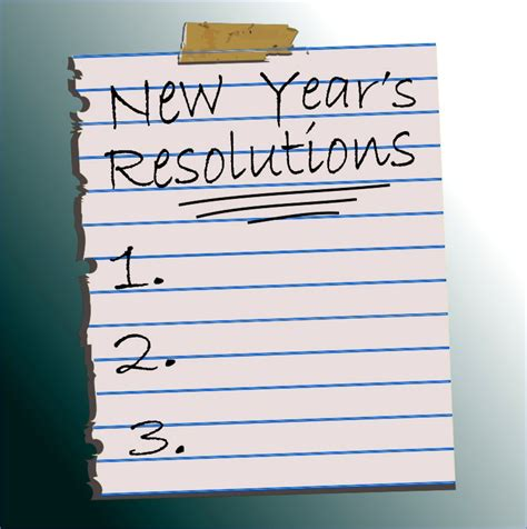 new year s resolutions for writers 5 goals to amp up your