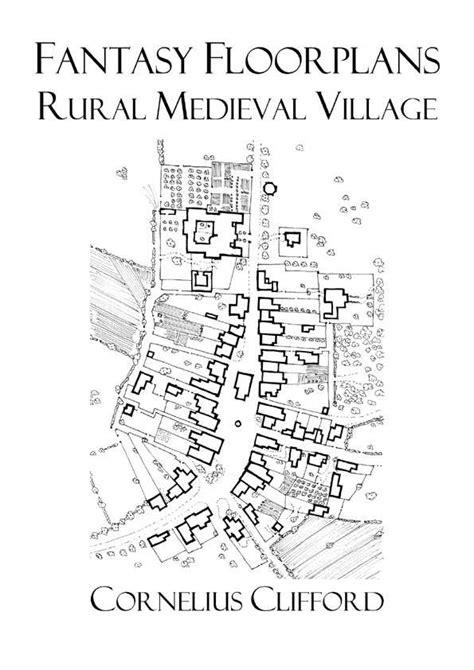 fantasy floor plans rural medieval village fantasy floorplans dreamworlds